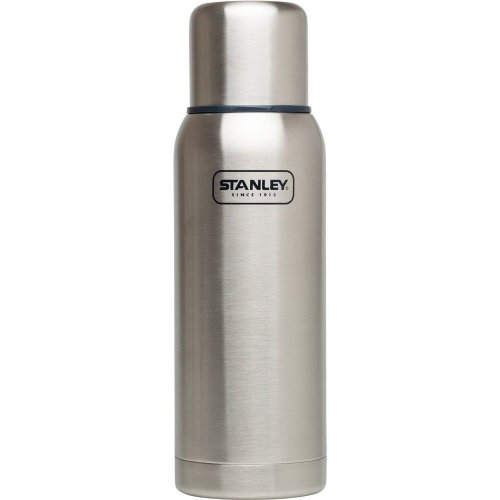 Stanley Adventure Vacuum Bottle 1L (Steel)