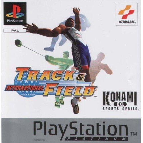 Sony Playstation - International Track & Field - Platinum (PS)