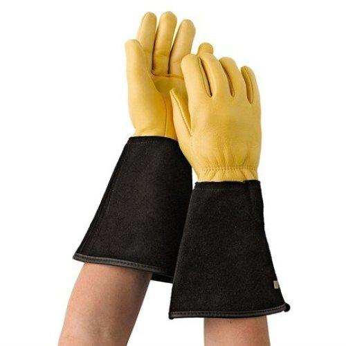 Gold Leaf Tough Touch Gloves Mens