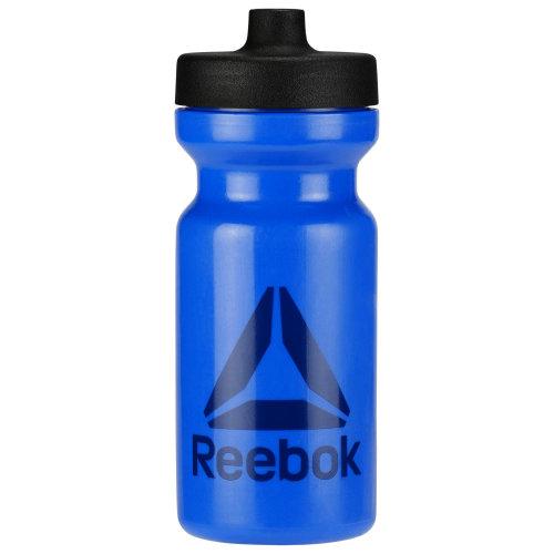 Reebok Foundation Sport Water Drink Bottle 500ml Blue