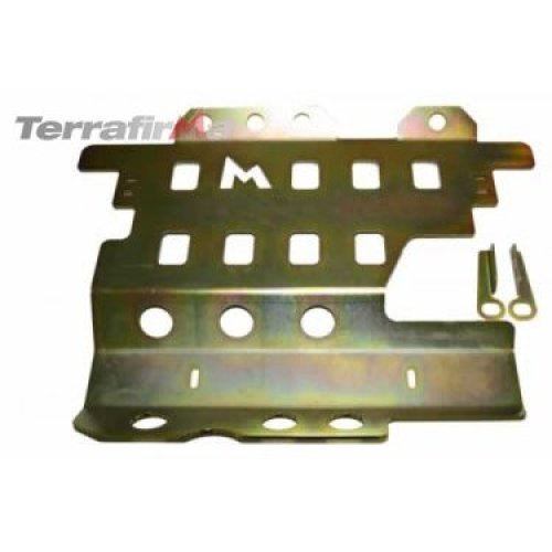 TERRAFIRMA TF868 STEEL TRANSMISSION GUARD FOR LAND ROVER DISCOVERY 2 TD5