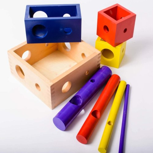 Eduk8 Worldwide   Wooden Puzzle Box