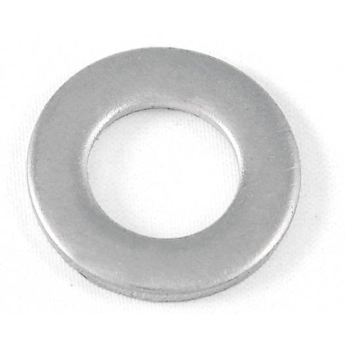 M6 Flat Washer - Self Colour Mild Steel DIN125