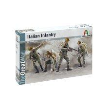 WWI ITALIAN INFANTRY - MILITARY VEHICLES 1:35 - Italeri 6532
