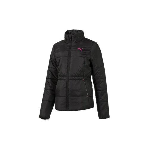 Puma Ess Padded Jacket 838696-01 Kids Black jacket