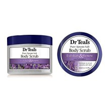 Dr Teals Body Scrub with Lavender
