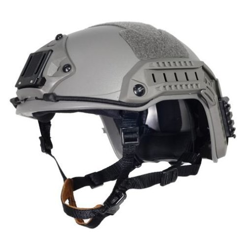 Airsoft Ops Core Green Od Fg Swat  Maritime Fma Abs Helmet Jump Rail L/Xl