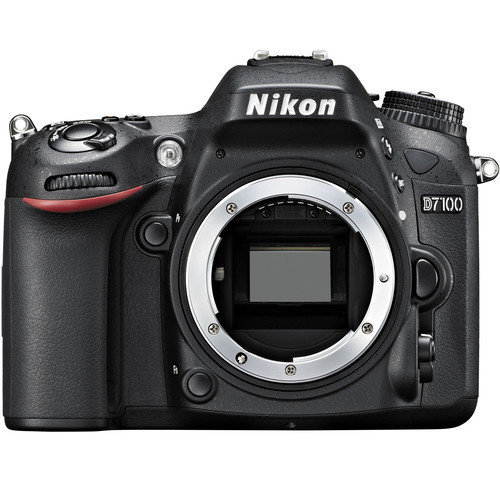 NIKON D7100 Body Black (Kit Box)