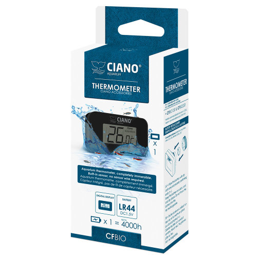 Ciano Digital Thermometer for CFBIO150 & CFBIO250 Filters