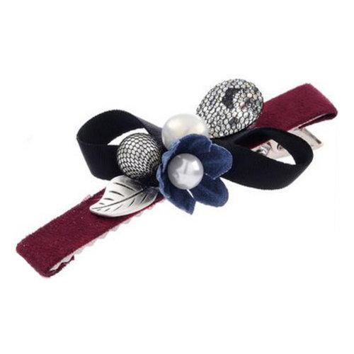 Elegant Girls/Women Hair Clip Hairpin Hair Barrette Head  Ornaments, I
