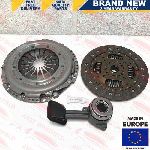 New Ford Transit Tourneo Connect 1.8 Turbo Di TDCi Clutch Kit /& Slave Cylinder