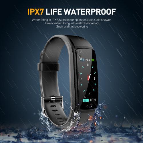 Valtron Y9 Fitness Tracker Smart Watch Waterproof