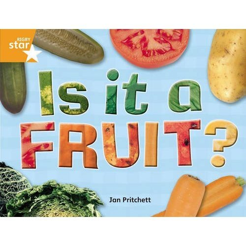 Rigby Star Quest Year 2: Is It Fruit Reader Single