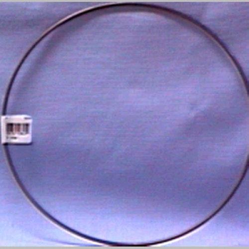 """Silver Metal Ring Bulk-9"""""""