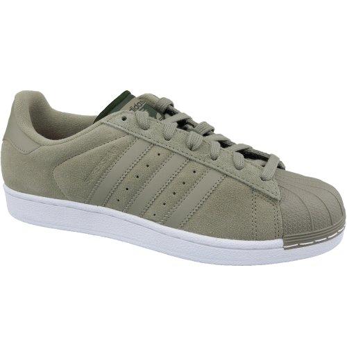 adidas Superstar W CG3779 Womens Green sneakers
