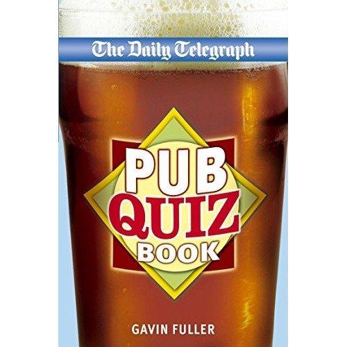 Daily Telegraph Pub Quiz Book