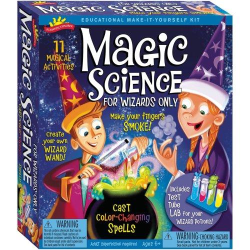 Scientific Explorers Magic Science Kit-