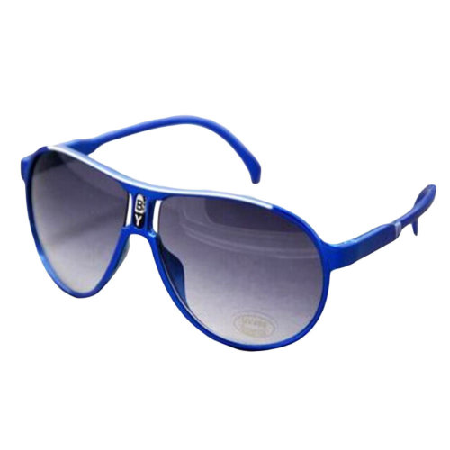 Outdoor Cool Eyeglasses UV Prevention Cycling Sunglasses For Children-Blue