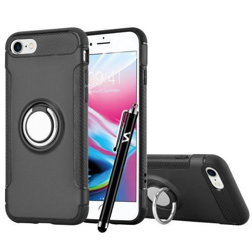 For iPhone 8-7 Defender Shockproof Case Cover