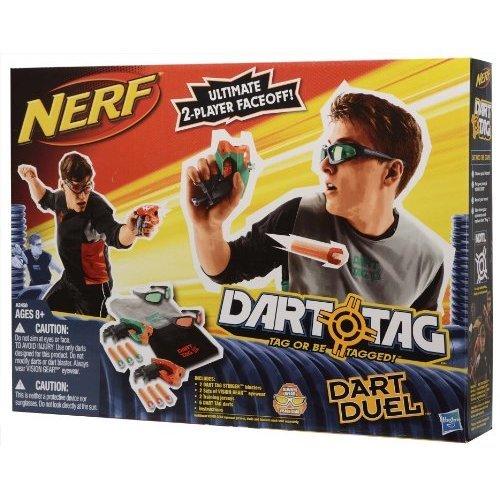 NERF Dart Tag - Ultimate 2-Player Dart Duel Set