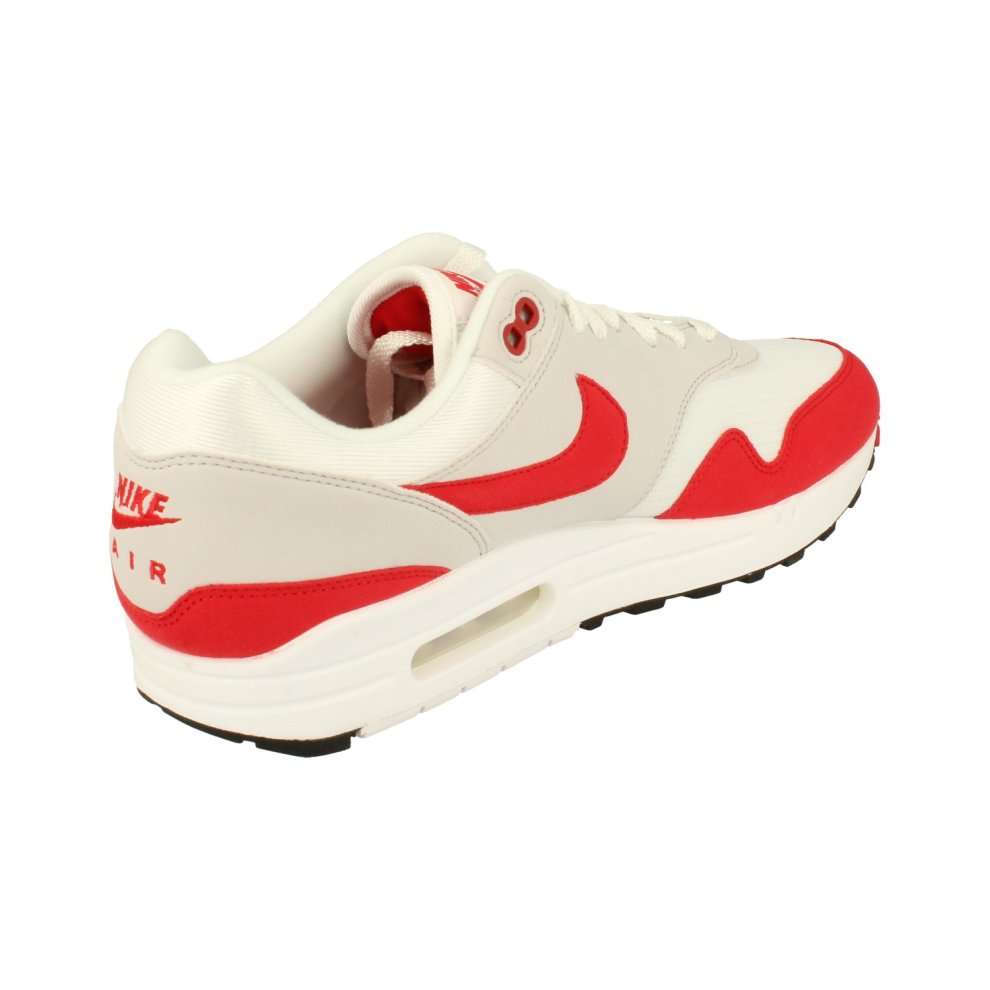 71fea3a1cb ... Nike Air Max 1 Anniversary Mens Running Trainers 908375 Sneakers Shoes  - 2 ...