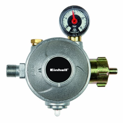 Einhell Internal Pressure Regulator 50 mbar Accessory for Gas Appliances