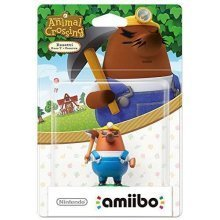 Resetti - Amiibo Animal Crossing Collection Character Nintendo Wii U/3DS