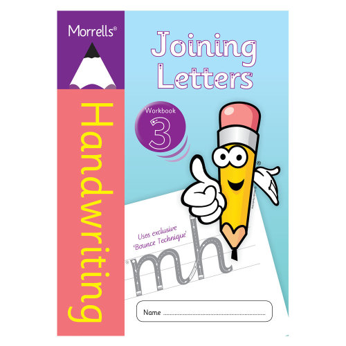 Morrells Handwriting Joining Letters Workbook 3