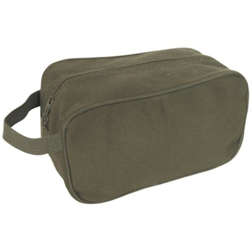 Fox Outdoor 41-50 OD Toiletry Kit - Olive Drab