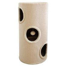 Beige Cathouse/Scratching Post 70 cm