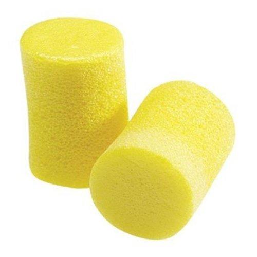 EAR 247-390-1000 Classic Value Pak Ear Plugs, Yellow