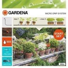 GARDENA Micro-Drip System for Plant Pots M Starter Set 13002-20