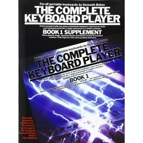 Complete Keyboard Player Book1 Supplemen