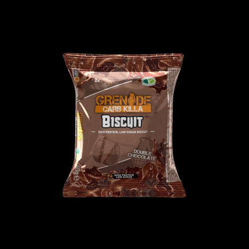 Grenade Carb Killa Biscuits Dobule Chocolate 1 x 50g