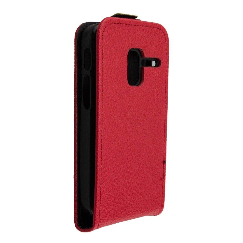 best cheap 93c0f 514fd Smartphone Case Alcatel 2008G by caseroxx - Smartphone Case (Flip Cover,  red)