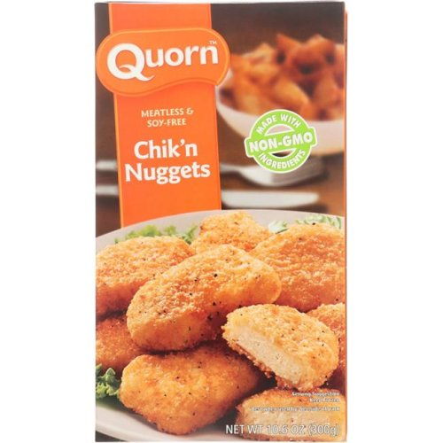 Quorn KHFM00765123 Meatless & Soy Free Chicken Nuggets - 10.6 oz