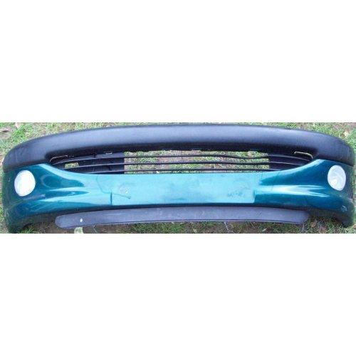 Peugeot 206 Genuine Turquoise Front Bumper & Fog Lights 9625078477
