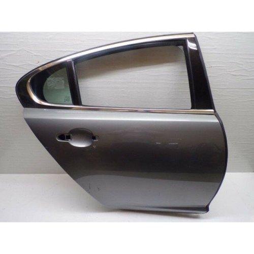 Jaguar XF driver side rear door (bare)
