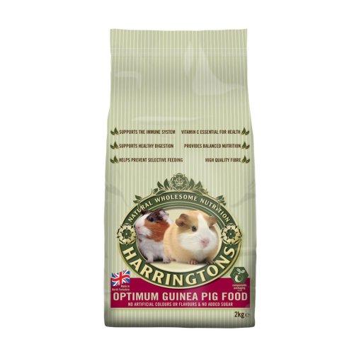 Harringtons Optimum Guinea Pig 2kg