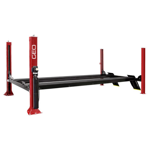 5.1 Metre Five Tonne Standard Platform 4 Post Car Lift