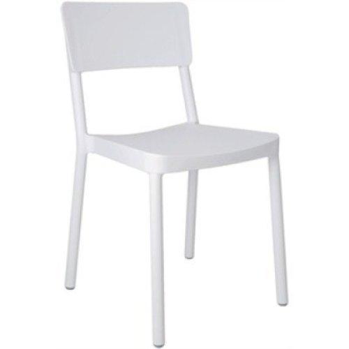 Joel Indoor or Outdoor Stackable Chair / Pack of 4
