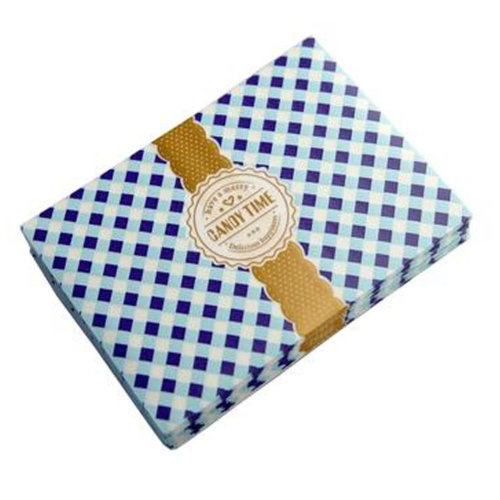 Beautiful Candy Wrappers Candy Greaseproof Paper Twisting Wax Papers, NO.29