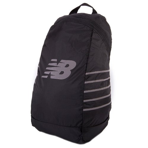 New Balance Packable Backpack - Black