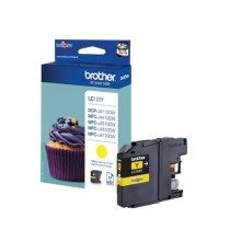 Brother Lc-123y Yellow Ink Cartridge