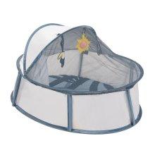 Babymoov Little Babyni Pop-Up 3-in-1 UV tent/Playpen/Activity Gym (Tropical)
