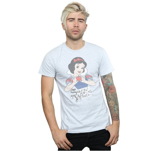 Disney Princess Men's Snow White Apple T-Shirt