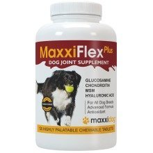 MaxxiFlex Plus Dog Joint Supplement | 120 Chewable Tablets