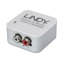 Lindy 70409 White audio converter