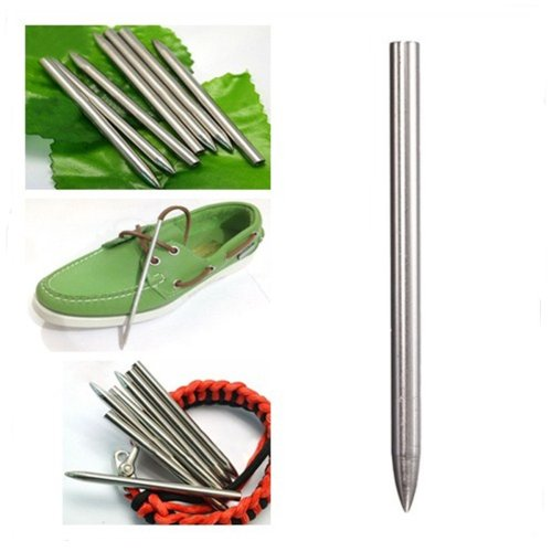 The Needle Thread Shaft Tip 77mm 3 Inch Steel Weaving Sharp Tip Multi Purpose