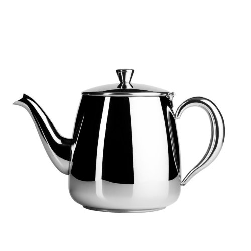 Cafe Ole Stainless Steel Teapot 18oz